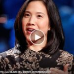 Angela Lee. La determinación