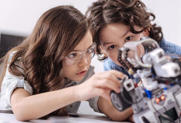 Robòtica i creativitat en infants